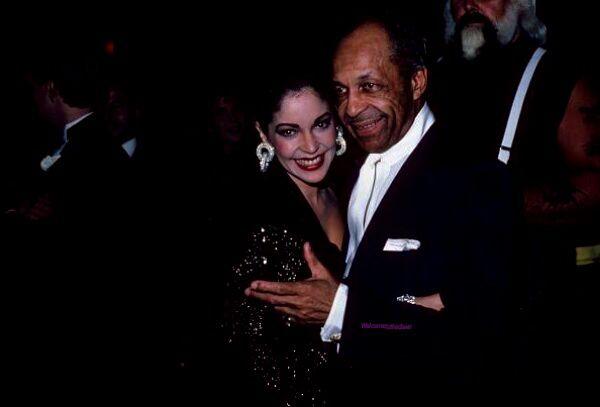 Apollonia (Patricia Kotero) and Prince's father