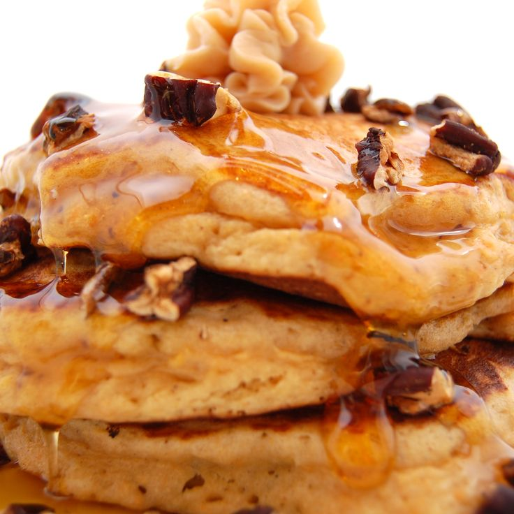 Sweet Potato Pancakes This recipe is awesome, it is well worth the ...