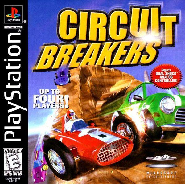 CIRCUIT BREAKERS - PLAYSTATION