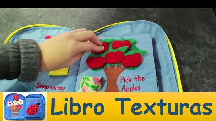 Libro de texturas  My learning bag