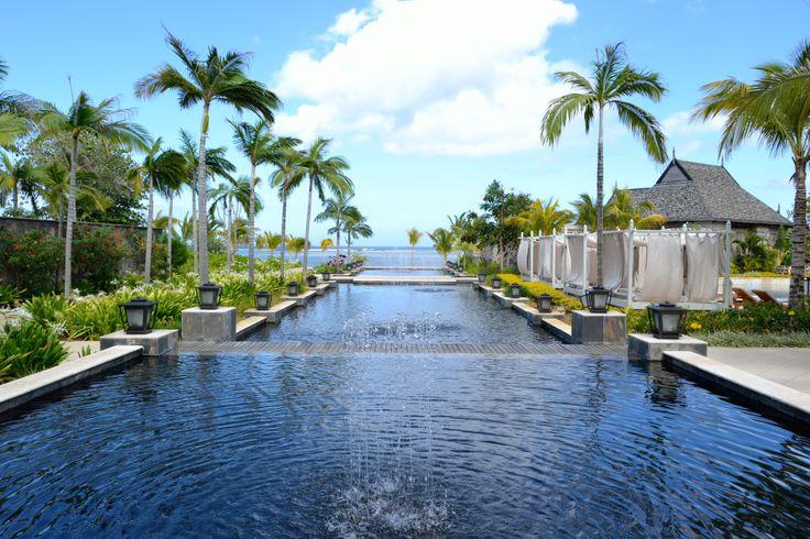 The St Regis, Mauritius #Mauritius #islandlife  Experience Mauritius the Starwood way