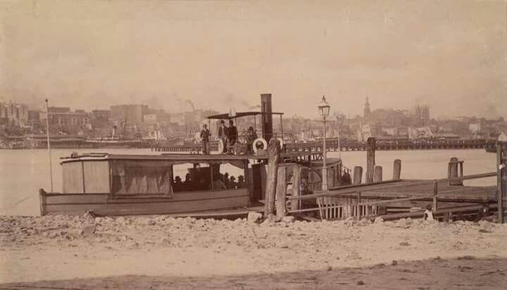 """""""Leipoa"""" ~ One of Balmain,inner Sydney's ferries.A♥W"""
