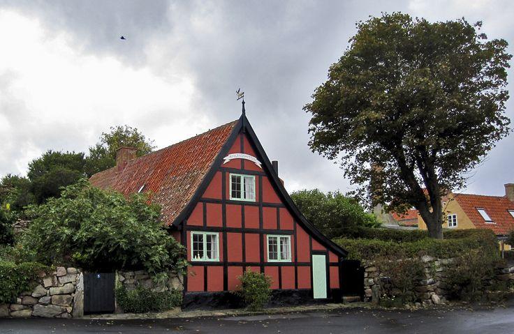 Svaneke, Bornholm, Denmark 2015
