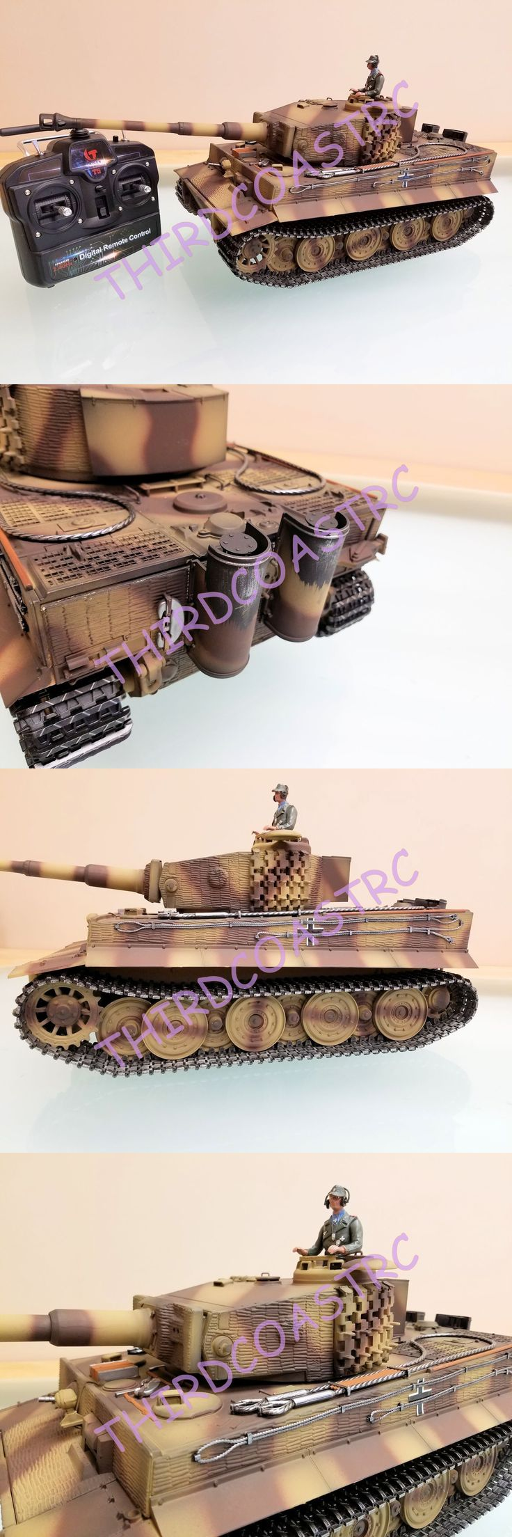 Tanks and Military Vehicles 45986: Imex Taigen 1 16Th Rc Tank Late Tiger 1 Full Metal Airsoft Free Us Ship (Lr48) -> BUY IT NOW ONLY: $449.99 on eBay!