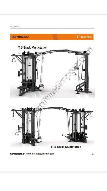 Distributor Impulse equipment Development & Consultant Fitness Center Gym Management System Contact :  Cenik 0812 939393 84  0857 1984 7979 www.alatfitnesimport.com