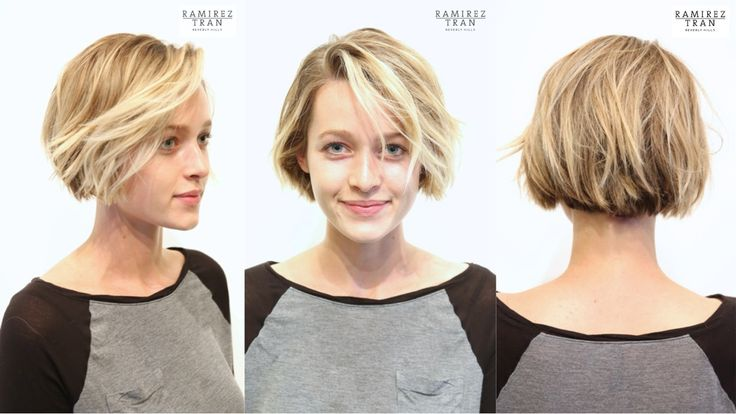 My next haircut - by Anh Co Tran