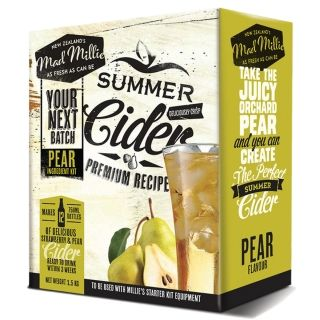 MAD MILLIE'S NEXT BATCH PEAR CIDER KIT
