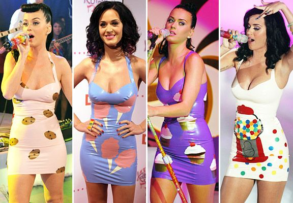 Damn it that woman can work a latex dress!