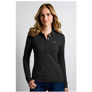 Classic Women Long Sleeve, Black