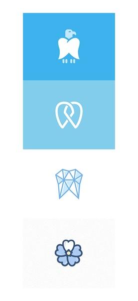 Dental logo exploration