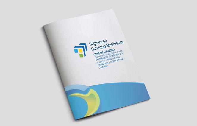 Diseño Logo RGM y Diseño Guía de Usuario