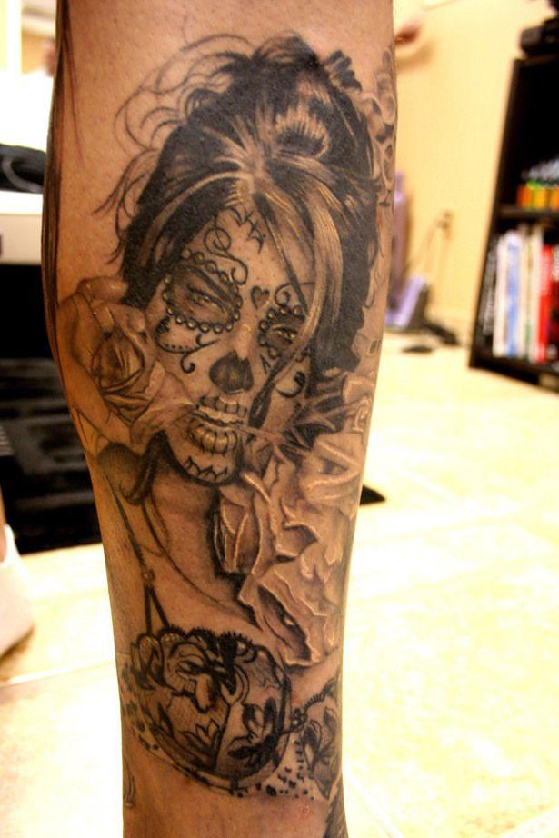 "Favori Artist Portfolio: Katherine ""Tatu Baby"" Flores | Tatuajes  SZ97"