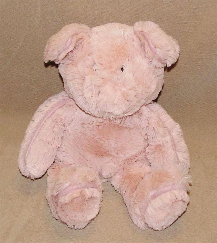 "12"" Jellycat Pink Piper Pig Plush Stuffed Animal Jelly Cat Piggy Piping Floppy #Jellycat"