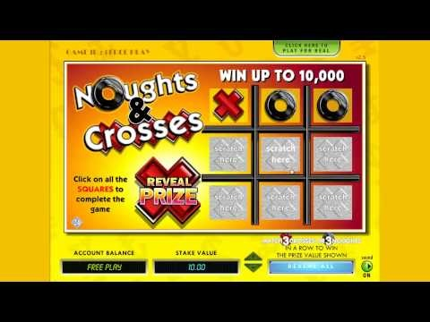Noughts & Crosses Scratch Card Game Tutorial