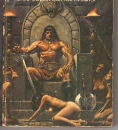 Image result for Conan the Barbarian Paintings