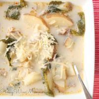 Olive Garden Zuppa Toscana Soup Recipe (Super Easy & Cheap!) - The PennyWiseMama