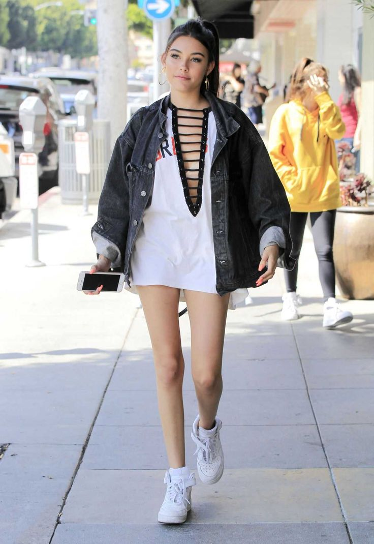 Madison Beer Out And About In Beverly Hills