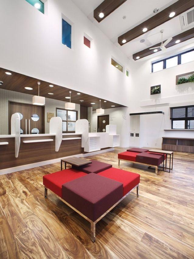 Pharmacy Design, Tokyo, JAPAN, Poplar Pharmacy, Takashi Koizumi via Archilovers, www.facebook.com/epsilonbratanis