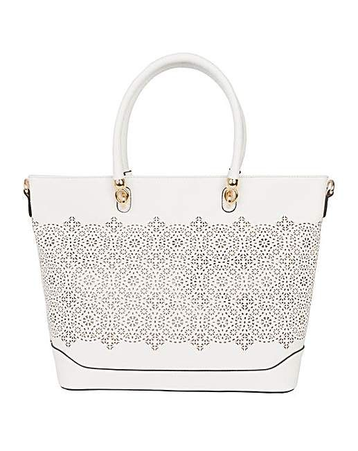 Pia Rossini Sicilia Tote | J D Williams