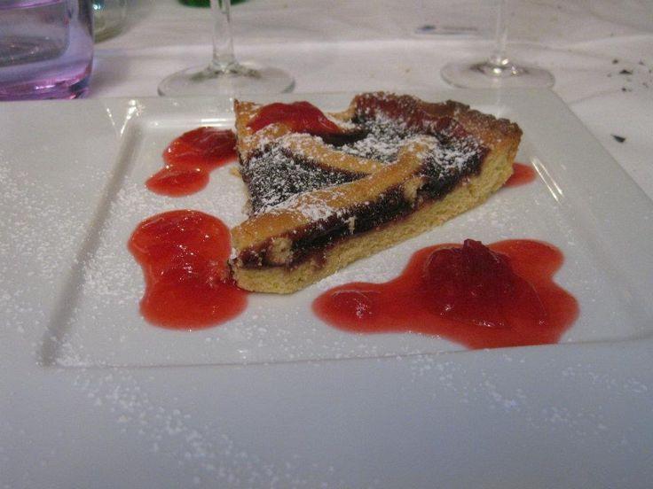 Thanks to Chef Max @gambero Rosso in Brescia