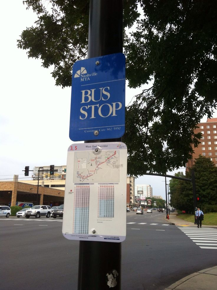 The first challenge I met in Nashville was taking the bus. There are bus stops everywhere without any signs about the information of the bus. A bus stop with a simple schedule is the best bus stop I can find in Nashville. I didn't know which lines I could take. And I was not sure about what time I could get on a bus. And I wondered if the bus would stop at this bus stop. It is really different with the way we take a bus in my home country.