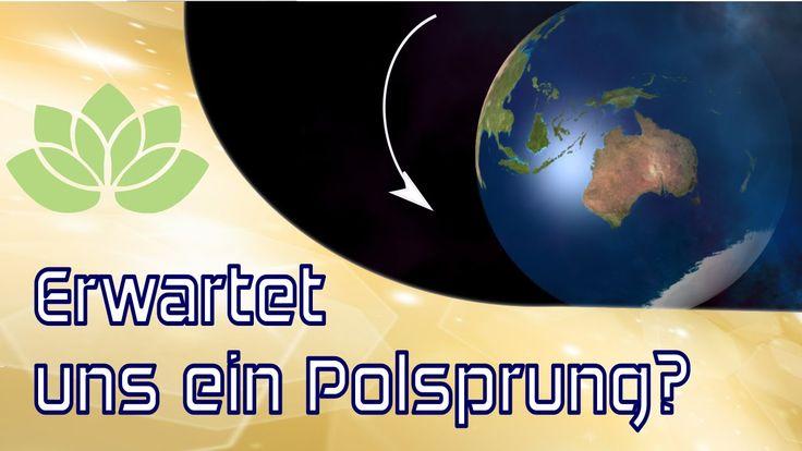 Steht die Erde vor einem Polsprung? Die Geschichte der Erde ist voller Mysterien! So ist es nicht wunderlich, dass viele Menschen mit einem möglichen Polspru...