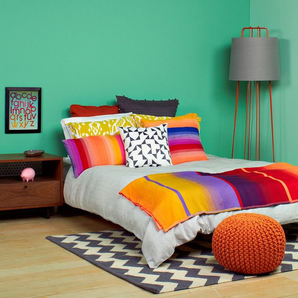 Cute & Colorful Room