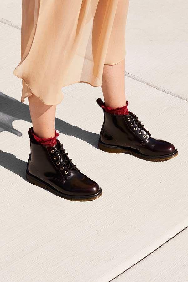 Dr. Martens Emmeline Lace-Up Boots