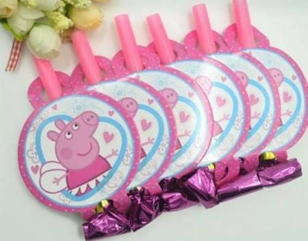 peppa pig party supplies - Google Search