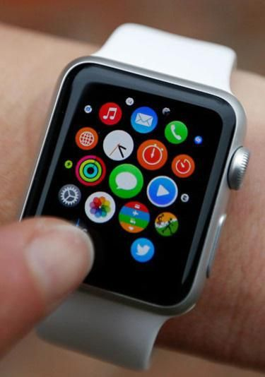 There are more than 10,000 Apple Watch apps available to download