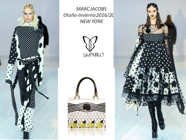 Y EL FINAL DE NEW YORK - PARA LA EXTRAVAGANCIA DE MARC JACOBS https://www.facebook.com/laspablo.carteras …