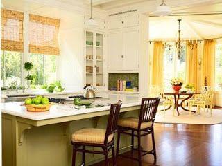 Yellow Kitchen White Cabinets 105 best kitchen ideas images on pinterest | kitchen ideas, dream
