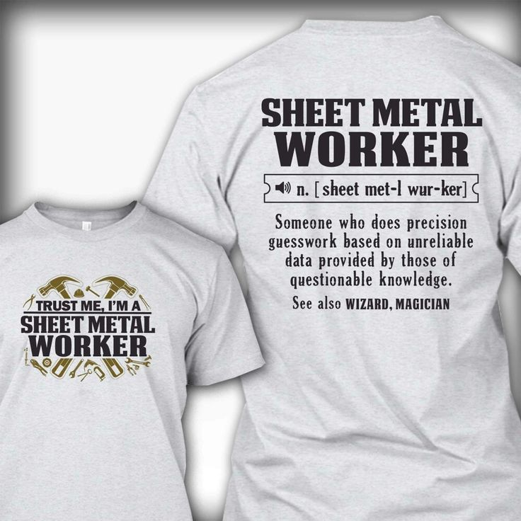 78 Images About Sheetmetal Workers On Pinterest