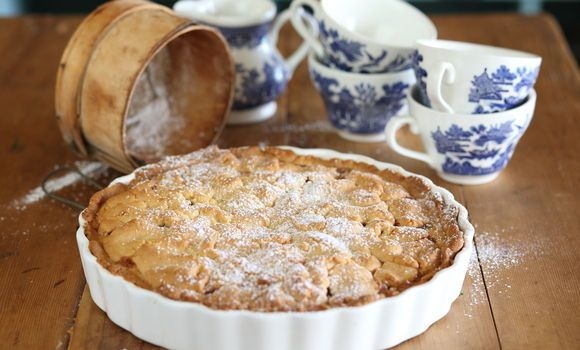 Sangiovese Verjuice and Apple Shortcake - Maggie Beer, a Barossa Food Tradition