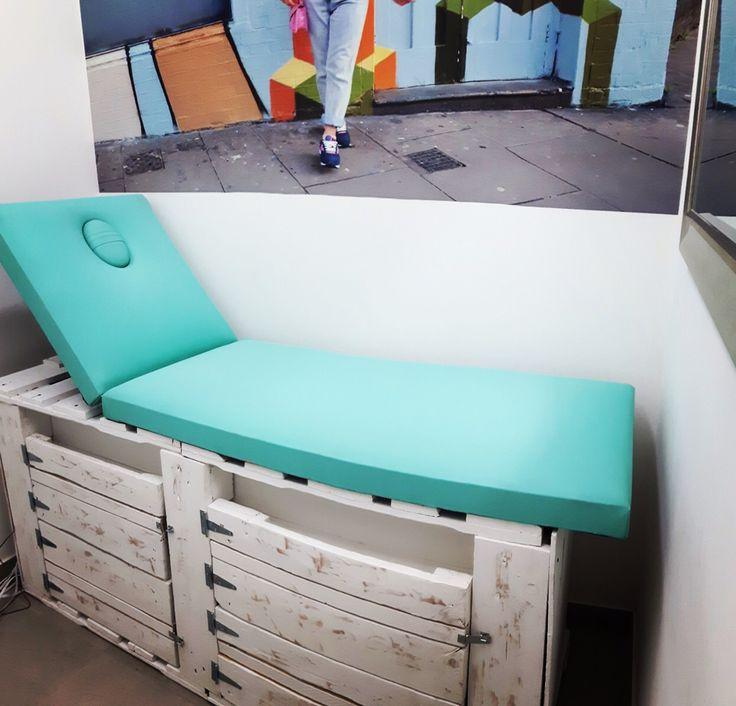 Camilla spa 50plusarch #palet #reciclado #spa #vintage #50plusarch #diseño