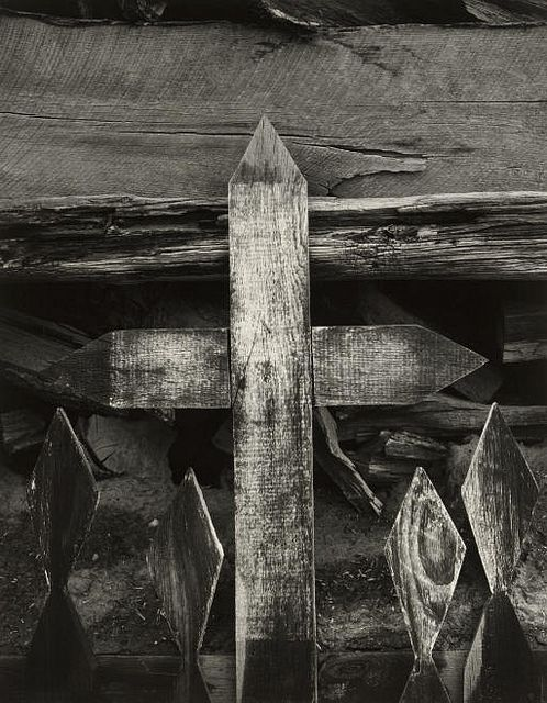 [ A ] Ansel Adams - Las Trampas, New Mexico (1927) | Flickr - Photo Sharing!