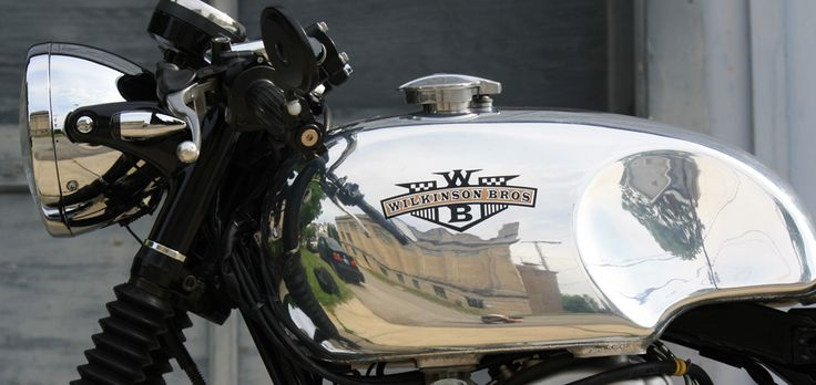 W650 Cafe Racer Aluminum Gas Tank                                                                                                                                                                                 More