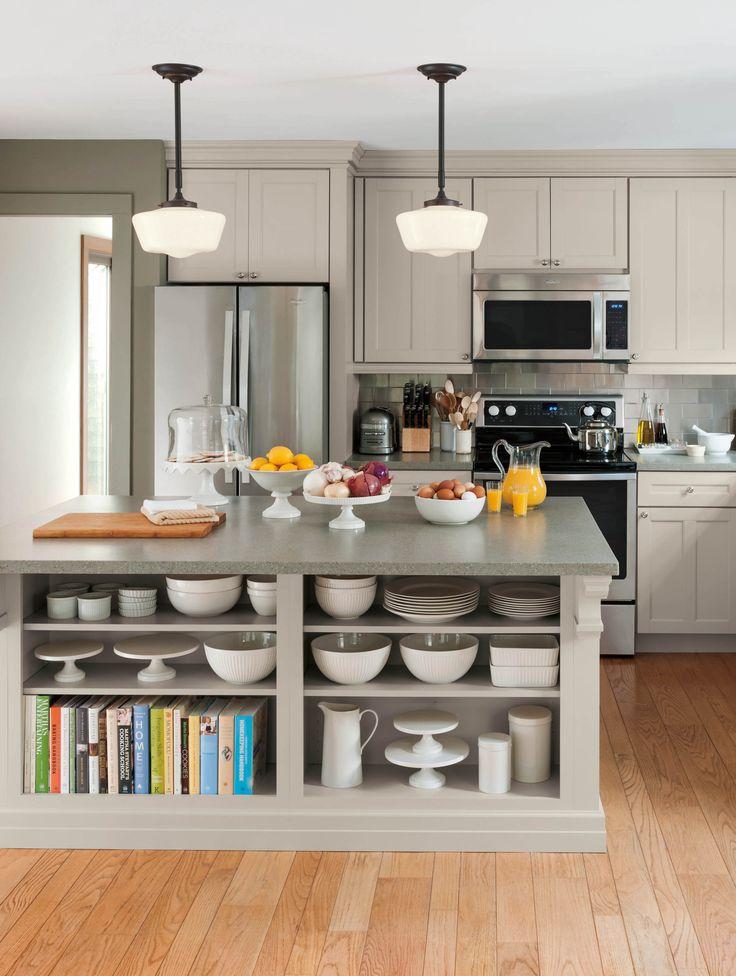 110 best Kitchen images on Pinterest Future house, Kitchen ideas - Wandfarbe Zu Magnolia Fronten