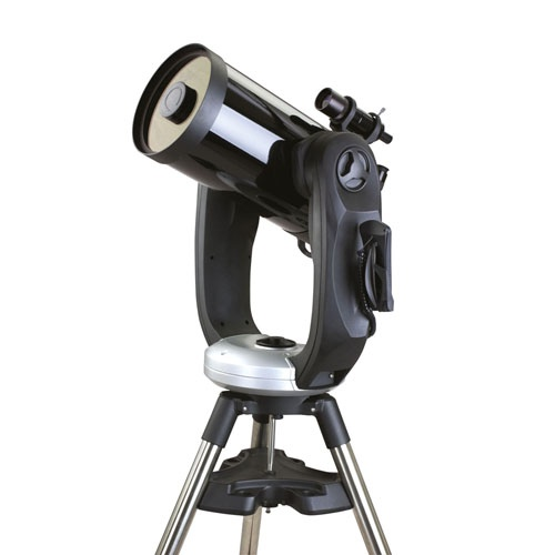 Celestron CPC 800 GPS XLT Computerised Telescope - This is for the most serious of astronomers and astrophotographers. Boasting a huge 8 inch (200mm) aperture you will be able to see incredible images in the night sky. It also comes with all the usual trimmings like an internal GPS, a huge database and so much more!