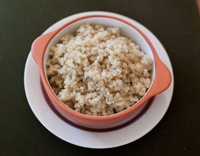 Dos Básicos: Arroz Integral y Quinoa – Brotes y Raices