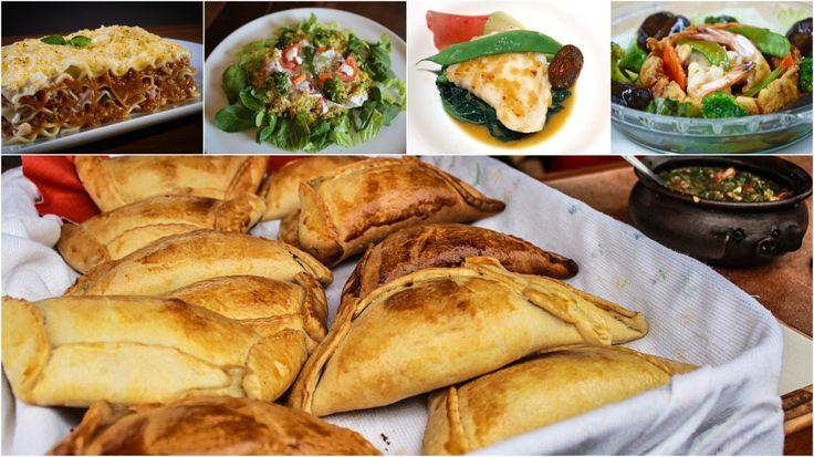 Esta semana proponemos un menú variado, con preparaciones fáciles y nutricionalmente completas