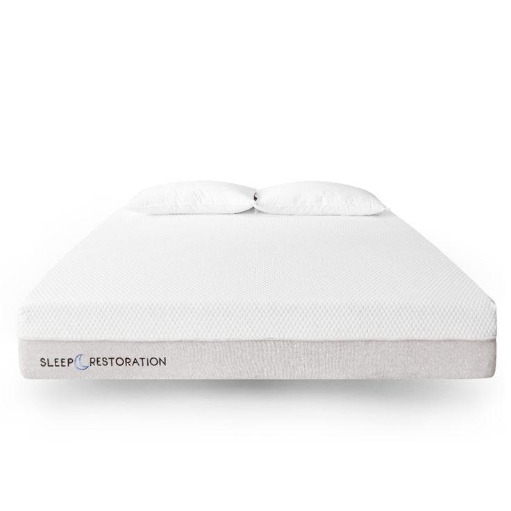 Sleep Restoration Memory Foam Mattress Best 10 Thick Queen