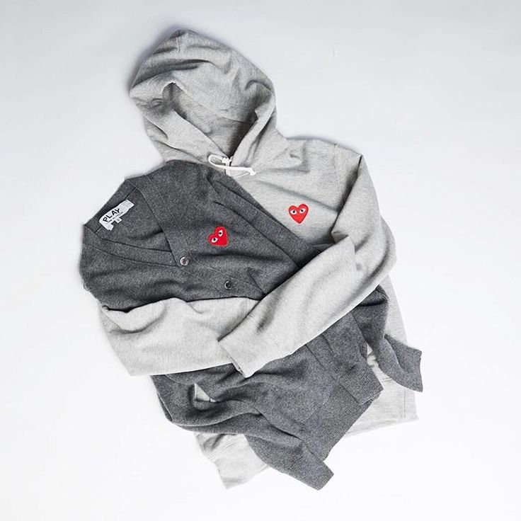 Just in commedesgarcons play spirited essentials click