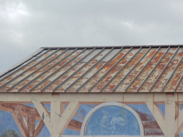 17 Best Images About Tin Can Roof On Pinterest Metals