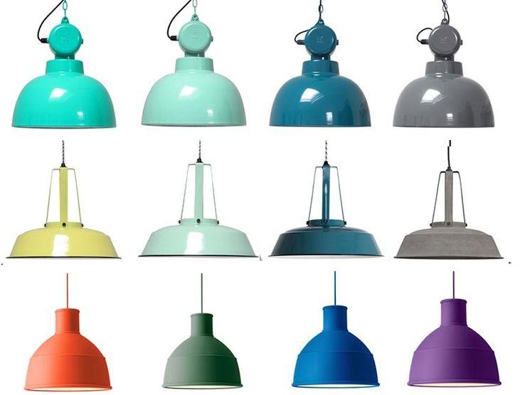 25 beste idee n over industri le hanglampen op pinterest doe het zelf lamp rustieke lampen - Eettafel beton wax ...