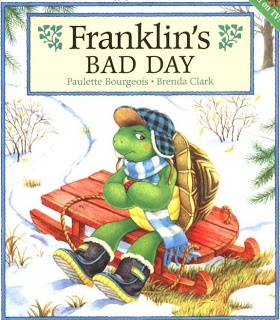 The Picture Book Teacher's Edition: Franklin's Bad Day by Paulette Bourgeois for Character Analysis