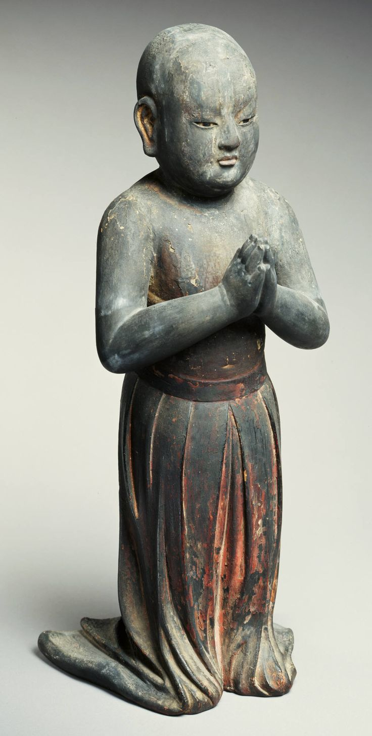 Japanese, Kamakura period, 1185–1333 Shōtoku at Two Years 聖徳太子像, ca. late 13th century
