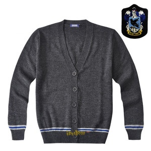 Harry Potter Knitted Ravenclaw School Cardigan $31