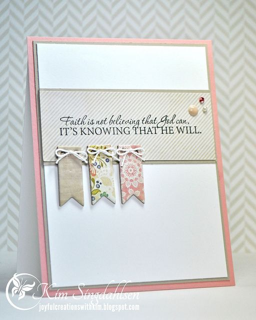 Know that He will by atsamom, via Flickr