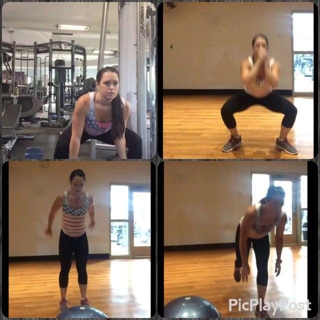 Bosu Ball One Leg Squat: 104 Best Bosu Ball Exercises Images On Pinterest